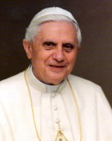 His Holiness Pope Mar Benedict XVI